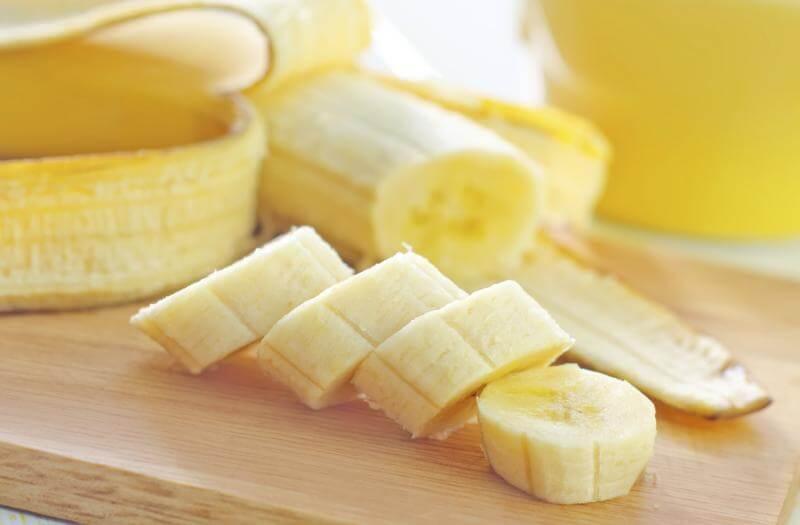 Giảm eo, tăng vòng 1 cực dễ bằng thực đơn ăn chuối giảm cân