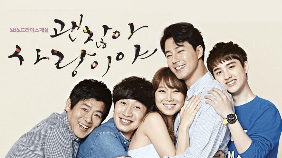 Những bộ phim Hàn đốn tim khán giả bằng âm nhạc tuyệt hay