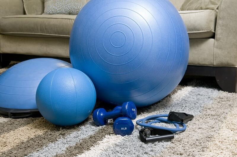 5 dụng cụ tập gym tại nhà dành cho các bạn gái