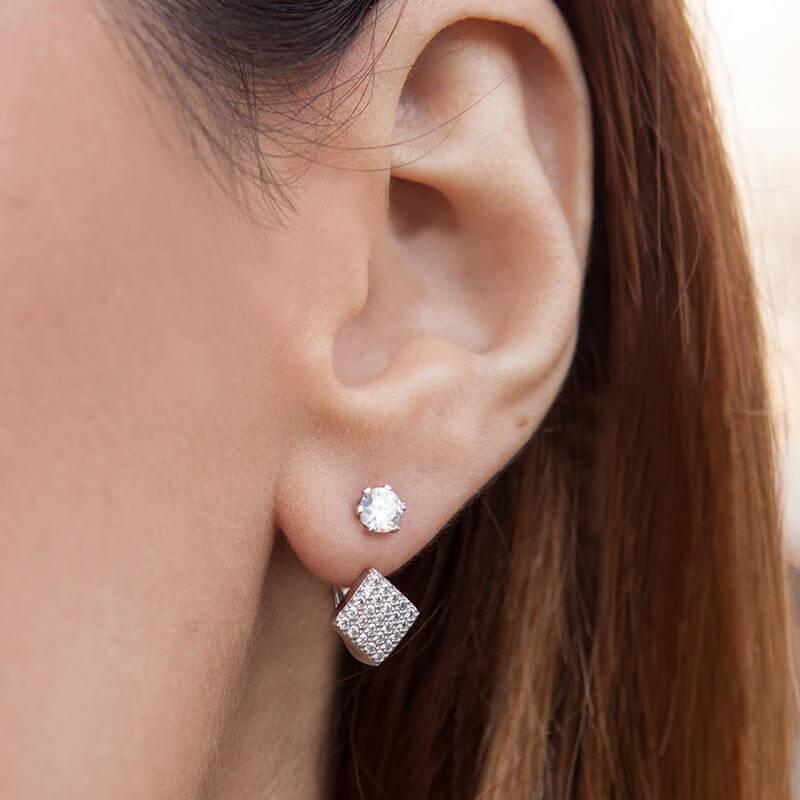 Các kiểu khuyên tai cực xinh giúp bạn gái thêm duyên dáng