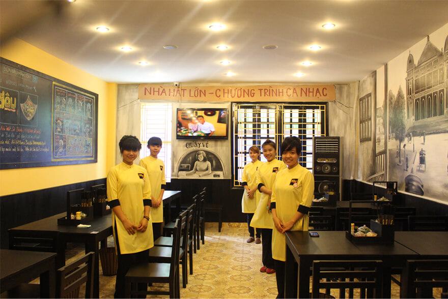 Những quán ăn Hà Nội giữa lòng Sài Gòn nên thử ghé một lần