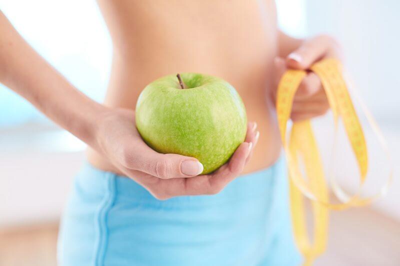 Đánh tan mỡ bụng bằng những loại thực phẩm tự nhiên