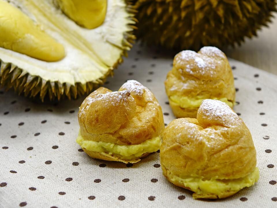 8 món bánh tráng miệng sầu riêng rất dễ gây nghiện (Phần 2)