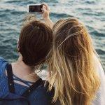 Bi kip selfie dep