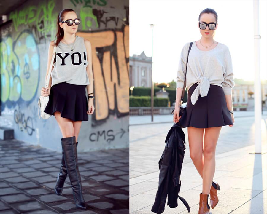 Các nàng đã biết mặc đẹp với phong cách thời trang tối giản?