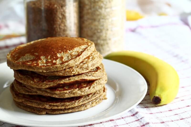Pancake yến mạch – món ngon cho các nàng muốn giảm cân