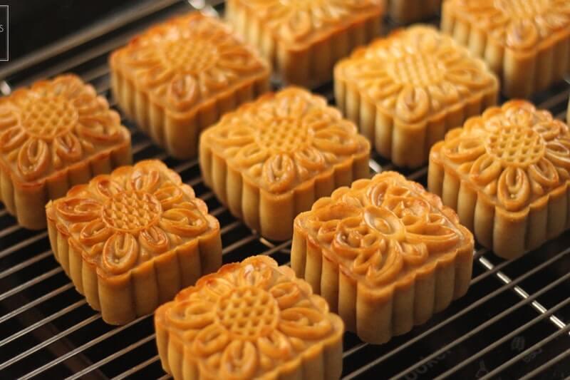 Khám phá các loại bánh trung thu ở 10 nước châu Á