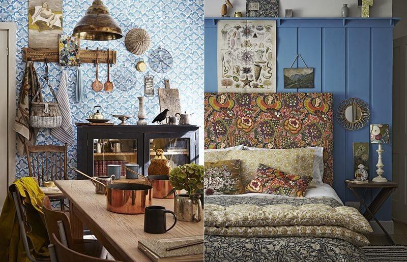 Hô biến ngôi nhà theo phong cách Bohemian cực thú vị