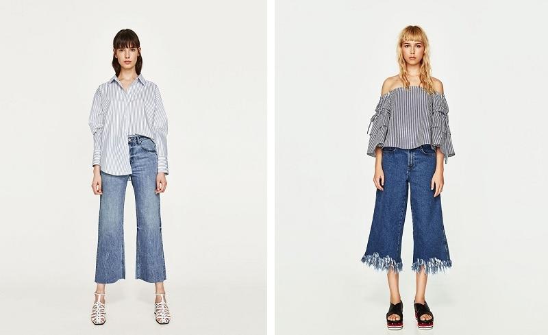 """Chinh phục quần jeans ống rộng: item """"hot"""" mùa thu đông này"""