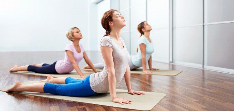 Lý giải nguyên nhân cô nàng văn phòng nhất định nên tập yoga