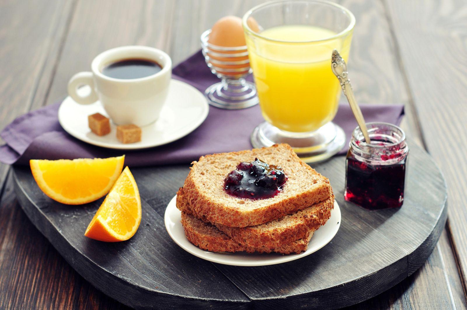 không quên ăn sáng
