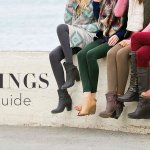 Không chỉ hè mà thu đông cũng là mùa của quần legging