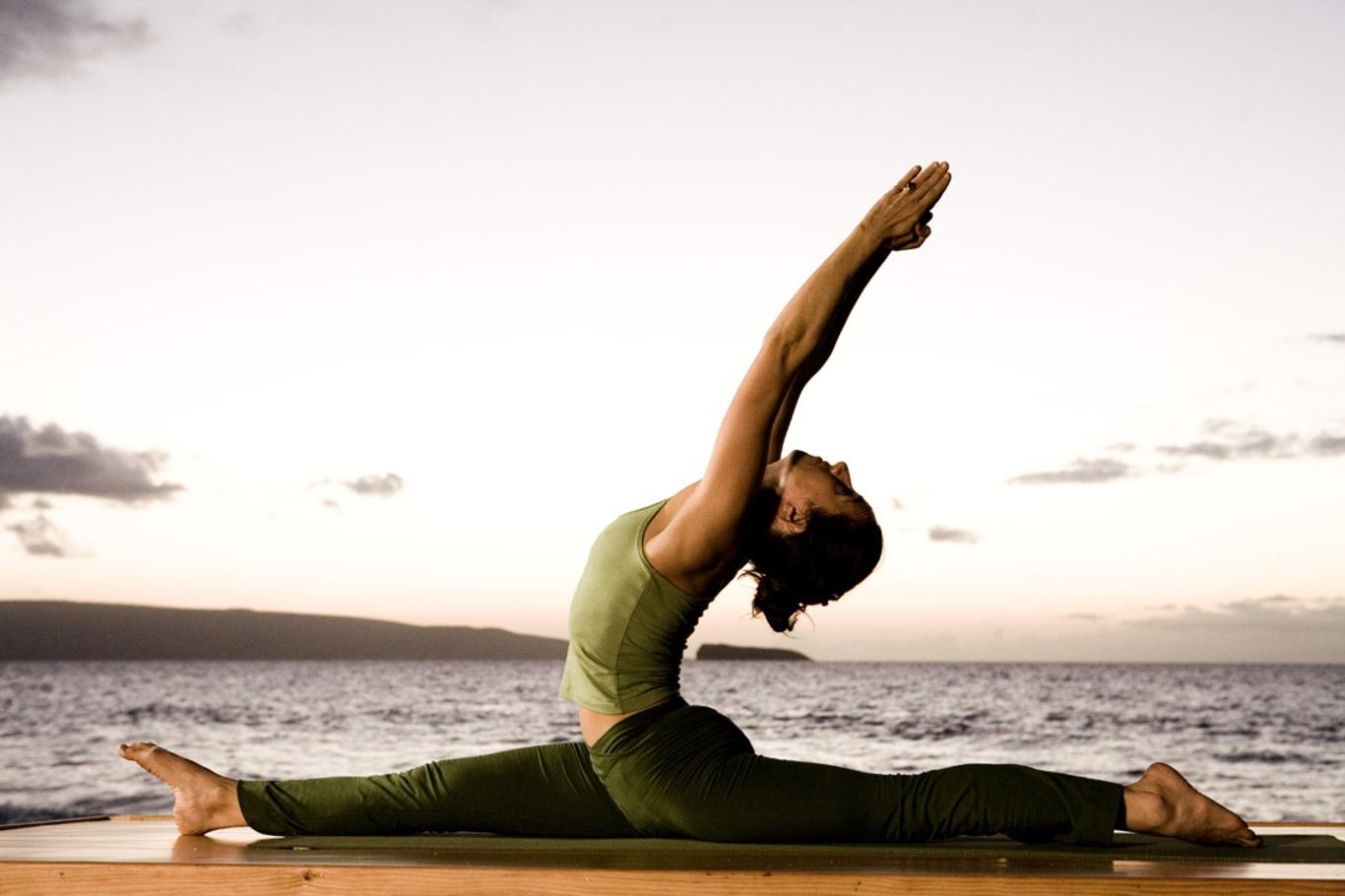 yoga sai cách