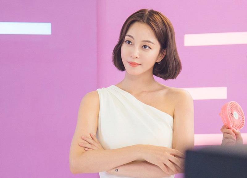 """Những kiểu tóc ngang vai đang """"chiếm sóng"""" drama Hàn gần đây"""