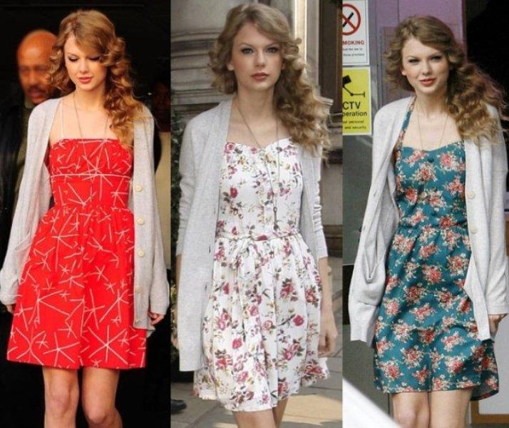 cardigan và váy