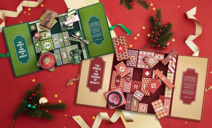 Chọn các hộp mỹ phẩm này làm quà Giáng sinh là hết sẩy!