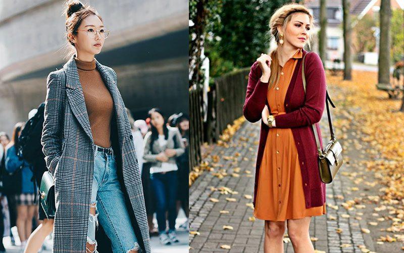 Các xu hướng thời trang nữ đẹp lên ngôi trong mùa Thu-Đông này