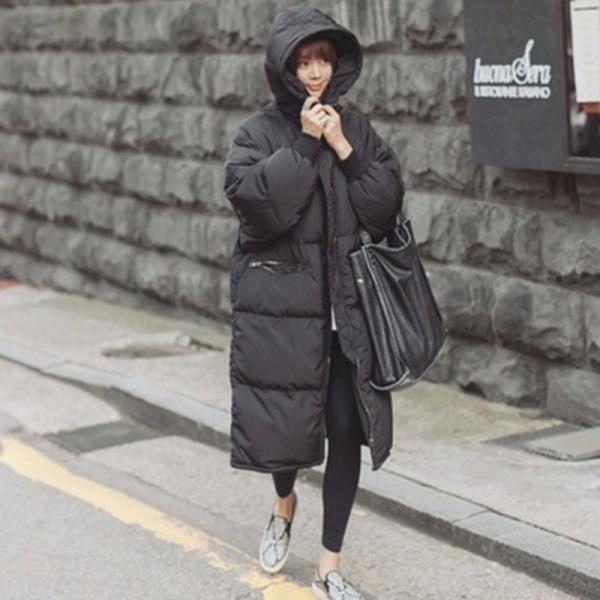 Tại sao chiếc áo phao dáng dài lại khiến giới trẻ Hàn Quốc phát cuồng