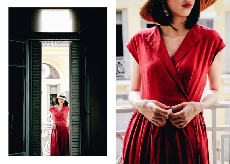 """Muốn mặc đẹp như """"Cô Ba Sài Gòn"""" hãy tới những shop quần áo này"""