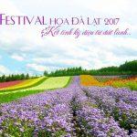 festival hoa da lat 2017