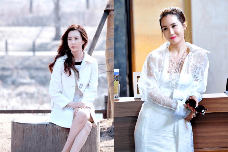 Xem cách diện quần áo của giới nhà giàu Hàn Quốc trong phim (Phần 2)