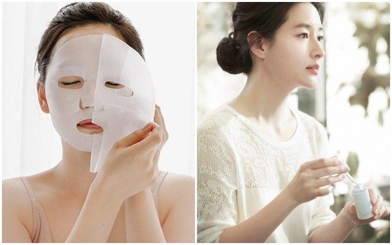 3 bí quyết chăm sóc da độc đáo đặc biệt của con gái Hàn Quốc