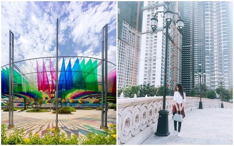 Muốn đi chơi phải check-in ngay 6 công viên siêu đẹp này (Phần 2)