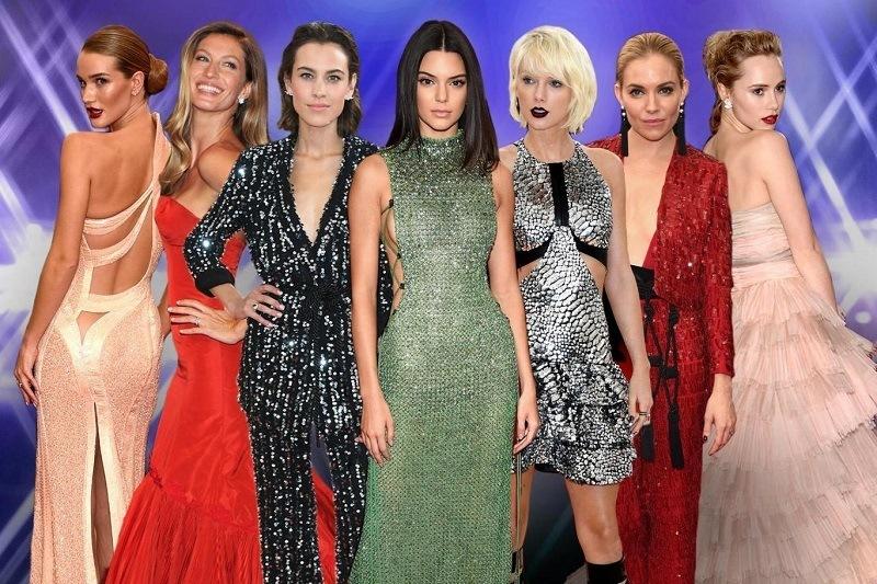 Học sao Hollywood cách chọn đầm dự tiệc chuẩn theo dáng người