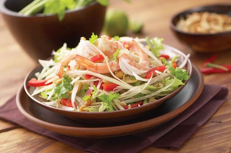 6 món ăn hấp dẫn bạn không thể bỏ qua khi du lịch Lào