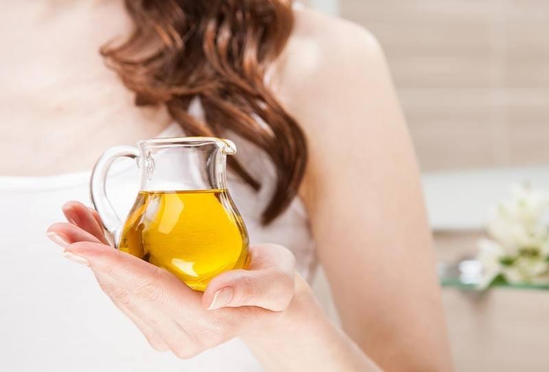 F5 mái tóc đón năm mới bằng mặt nạ dầu olive siêu cấp
