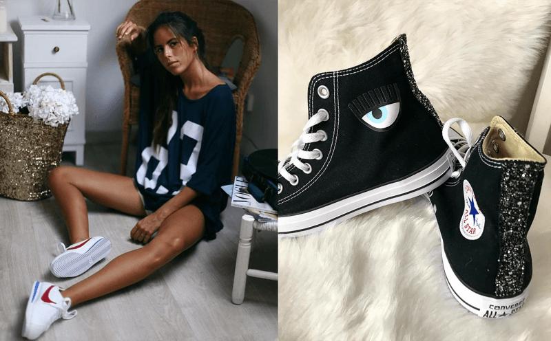 Giày Converse, Adidas hay Nike mới được phái đẹp săn đón nhất 2017?