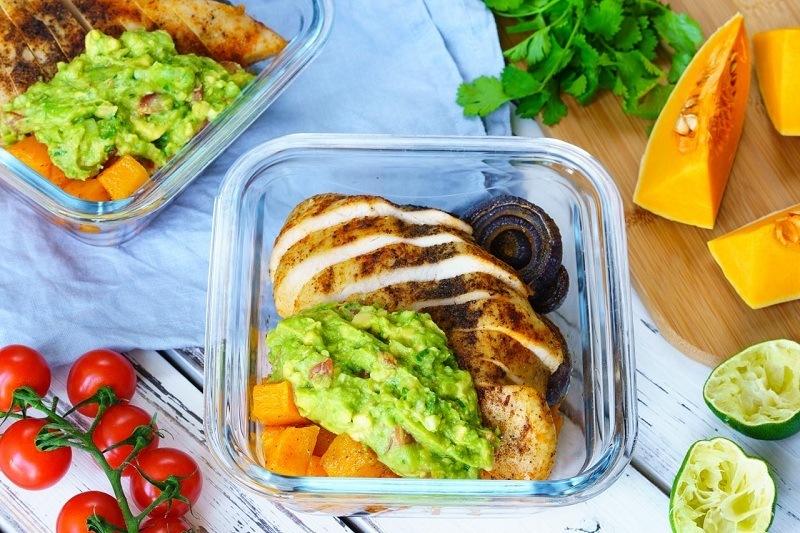 Học ngay cách chuẩn bị Meal Prep cho các nàng mê tập gym