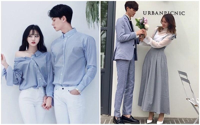 Mách nhỏ các cặp đôi chọn trang phục đi chơi ngày Tết
