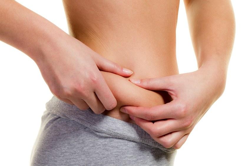 Skinny fat – nỗi khổ của những nàng gầy có vòng eo ngấn mỡ