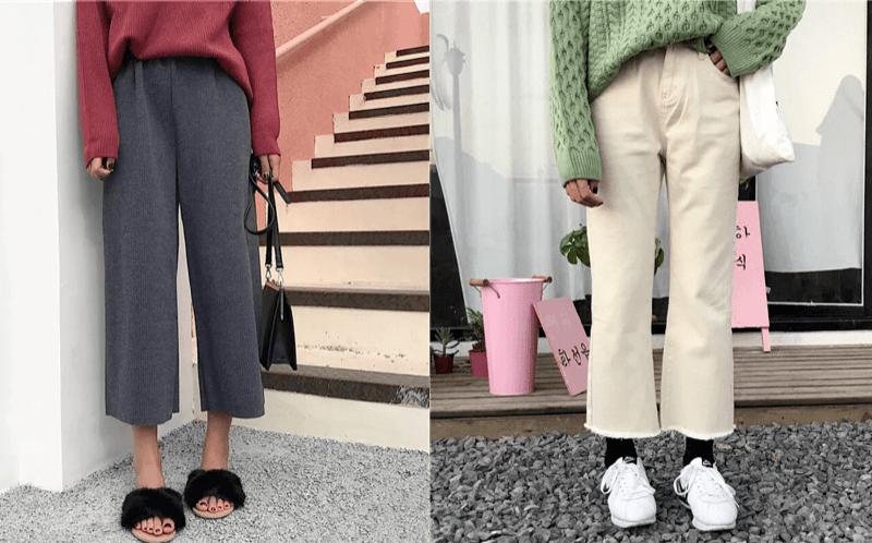 Tạm quên jeans đi, đây mới là 5 kiểu quần hot nhất hiện nay