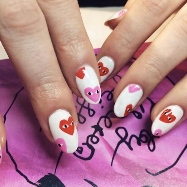 comme-des-garcons-cute-heart-nails-by-wahnails