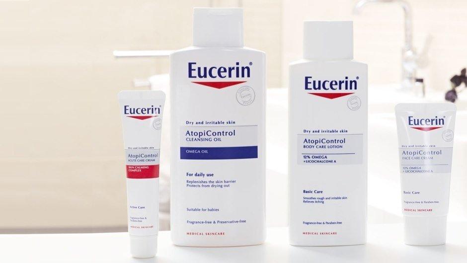 """Những sản phẩm dưỡng da """"thần kỳ"""" từ thương hiệu Eucerin"""