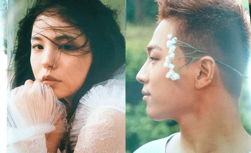 6 điều đặc biệt trong đám cưới của cặp đôi Taeyang và Min Hyo Rin