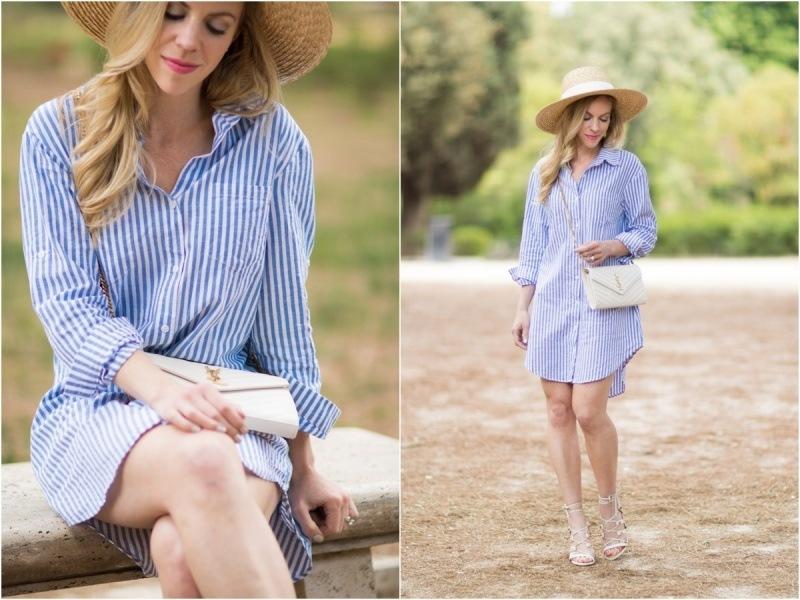 Đầm sơ mi dáng rộng – món đồ mọi cô gái đều nên có trong tủ quần áo