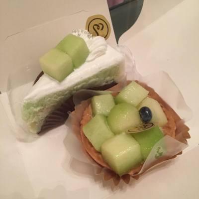 蜜瓜西餅系列@Maxim 👍🏻👍🏻😋😋