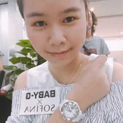 【SOFINA ✕ BABY-G 「美麗.突破時限」化妝分享】💋⌚️💕 這支Baby-G (BGA-220-7A 白 X 銀)真的好漂亮,溫柔中帶點帥氣,而且非常好搭衣服(白 X 白 也很好看喔☺️ PS. 好自戀的說😂)! #BabyGxSofina #BabyG #Casio #Sofina #Denise #Deniseyuyu #Makeup #Japan #Blogger #HKLittleBlogger #Beauty #BeautyBlogger #MakeupTips #Beauty #BeautyTips #Lipstick #Watch #GShock #DeniseAtTheEvent #DeniseAtTheBeautyEvent #突破時限 #時限 #美麗 #化妝 #Tips #Amazing #阿花 #AhFa @asiashewin @gshock_hongkong @Sofina #MinaCheez