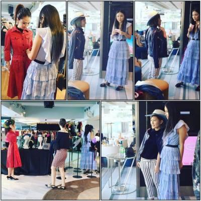 【Noeleen x Sharie Kong 的時裝教室】👗👜👠💄🛍 🐴  緊接著,我們分組進行活動,由 @no7 擔任隊長,根據抽到的2個主題為隊員們配搭符合主題的穿搭:衣著 & 帽子。沒想到我們組竟然是最快完成的(驚喜~)☺️☺️☺️ #莎莎香港 #2017莎莎婦女銀袋日 #莎莎婦女銀袋日 #跑馬地馬場聯合看台 #HappyValleyRaceCourse #ShatinRaceCourse #阿旦 #鄧洢玲 #CeciliaNgan #No7 #LilianKan #簡幗儀 #SharieKong #Lifestyle #LifestyleBlogger #DeniseyuyuAtTheEvent #DeniseAtTheEvent #DeniseAtTheBeautyEvent #DeniseyuyuAtTheBeautyEvent #BloggersEvent #BloggerEvent #穿搭 #主題穿搭 #ChicNElegant ##Graceful #NoeleenXSharieKong的時裝教室