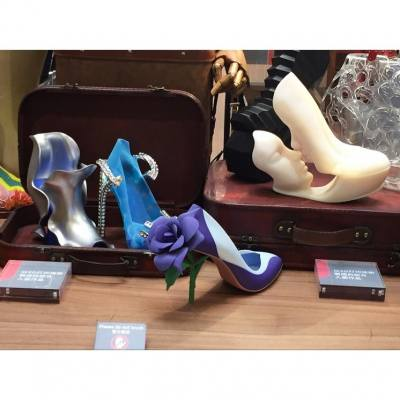The 16th Foot Wear Design Competition Hong Kong 2016👠👡  #FootWear #FootWearDesign #FoothWearDesignCompetition #Competition #HongKong #2016 #Ceremony #Display#Exhibition #Fashion #FashionCompetition #Shoes #High第16屆鞋款設計比賽得獎作品匯演Heels   #香港鞋款設計比賽 #第十六屆香港鞋款設計比賽 #頒獎典禮 #作品展覽 #得獎作品匯演 #Deniseyuyu #Denise #Lifestyle #HKLittleBlogger