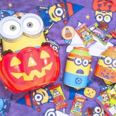 Happy Halloween 👻 Trick or Treat? 🎃🍭🍫 . . . #halloween #trickortreat #candies #happymonday #minions #bob #usj #misspolspick