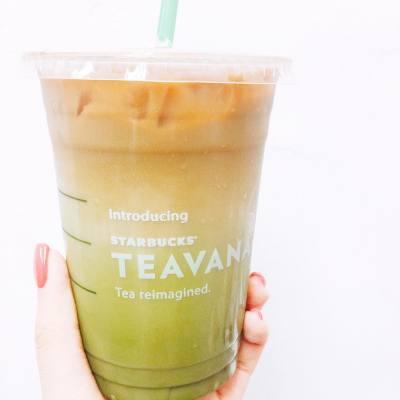 病左星個星期終於可以飲🍼☕️😔 . . . #hkfood #hkdessert #hkfoodie #starbucks #starbuckshk #teavana #teavanahk #sick #recovery #coffee #caffinetime
