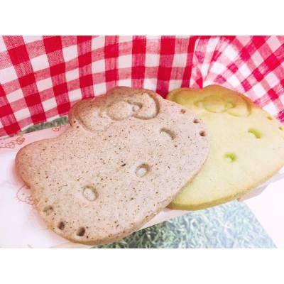 May I have these for my afternoon snack? 😍 · Hello Kitty Afternoon Tea Set🌹 ·#earlymorning #hkfood #hkfoodie #ettusaishk #hellokittysecretgarden #hellokitty #hkdessert #hkafternoontea