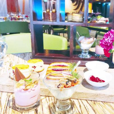 A taste of Finland in Hong Kong 🇫🇮 . . . #MissTiaraHK #lovemyjob #luxemanor #hkafternoontea #hkfoodie #hkdessert #afternoontea #newlaunch #finnishfood #finland#misspolspick