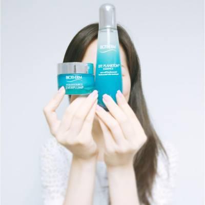 唔再dry dry dry 🙅🏻 去完曼谷皮膚曬到乾晒,用咗唔夠8日皮膚水份已經翻晒泥。夾埋#everpump 一齊用效果更顯著💆🏻 . Thanks @siuxsing @biotherm ❤️ . #misstiara #lovemyjob #biothermhk #biotherm #皇牌奇蹟水 #LifePlanktonEssence #8daymiracle #hydration #skincare #hkbeauty #shoppinginspiration #shoppingideas #beautyreview #misspshopping