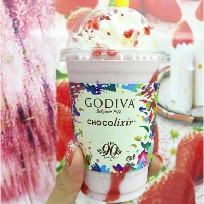 味道有D怪怪的🙈好甜呀😞 #vacation #godiva #hkfoodie #20160404