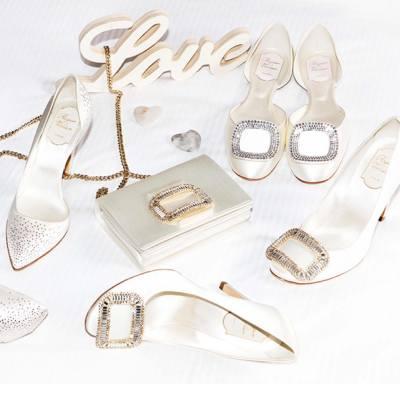 OMG個bridal collection好靚😭😭😭 #rogervivier #misspshopping #bridal